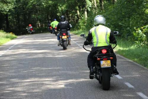 Motorrijbewijspoint Leidschendam motor lesplan