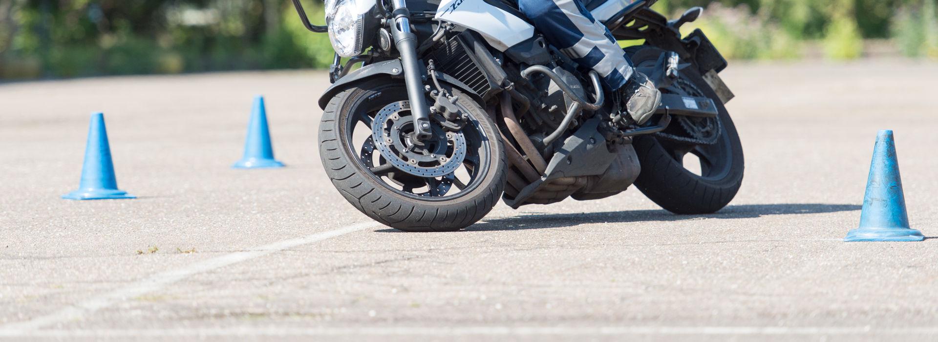 Motorrijbewijspoint Leidschendam rijtest