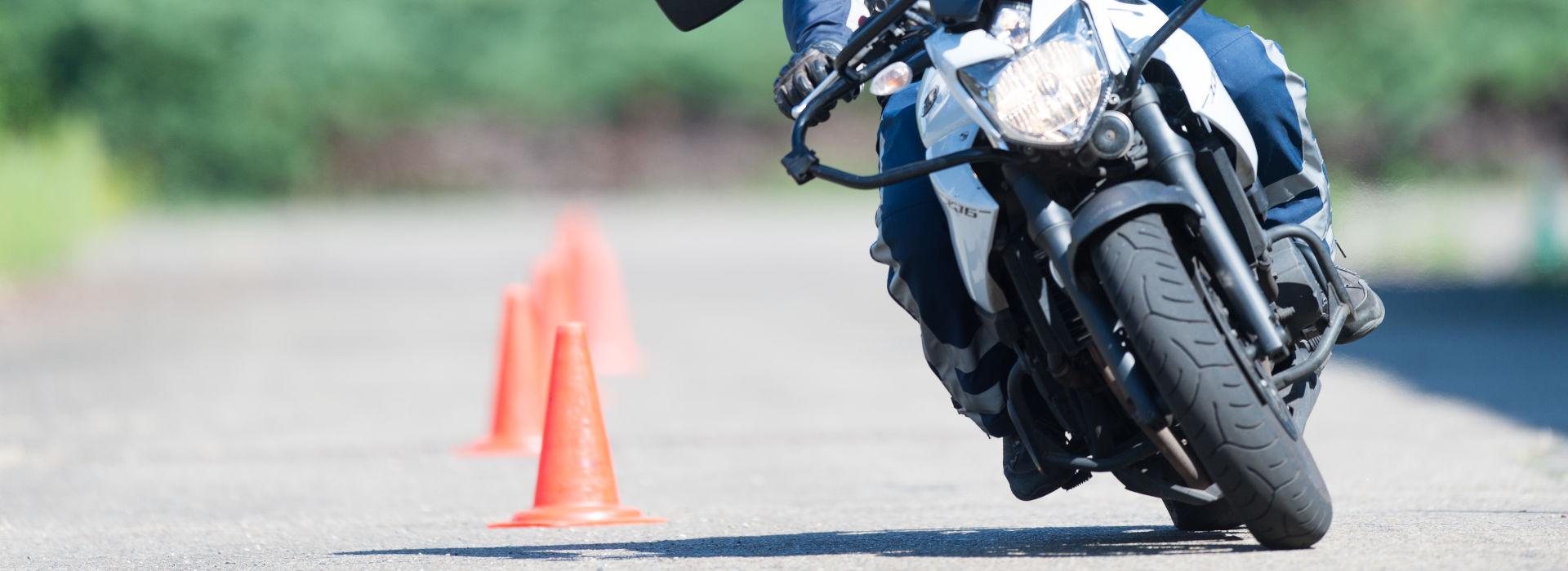 Motorrijbewijspoint Leidschendam motor rijvaardigheid